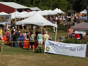 Taste of White Bear Lake, Pine Tree Apple Orchard